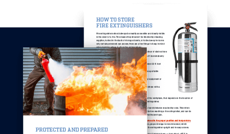 The Ultimate Guide to Fire Extinguishers
